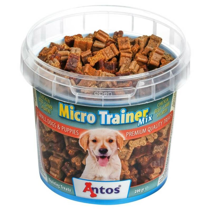 Micro Trainer Mix 200gr