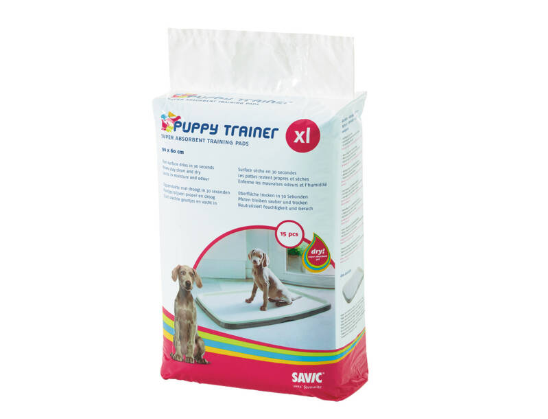Savic Puppy Trainer Pads 90x60 cm