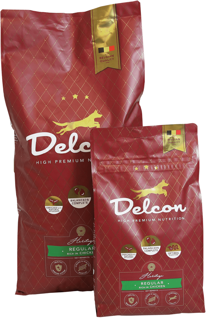 Delcon Regular rich in Chicken 12kg