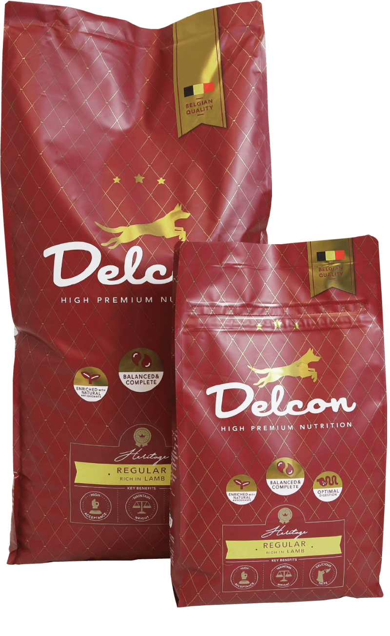 Delcon Regular rich in Lamb 12kg