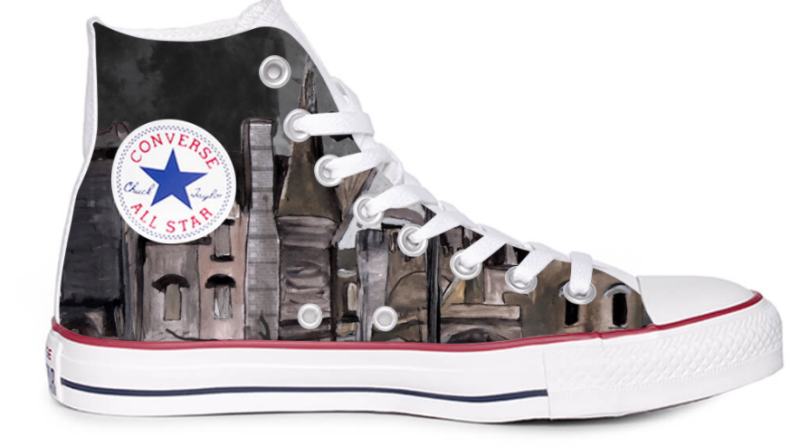 Converse Chuck Taylor Classic - Stadt