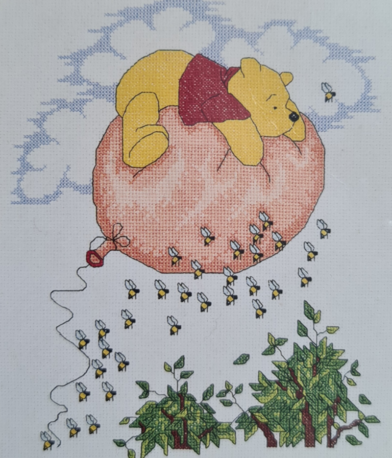 Winnie the Pooh, Up and Away
