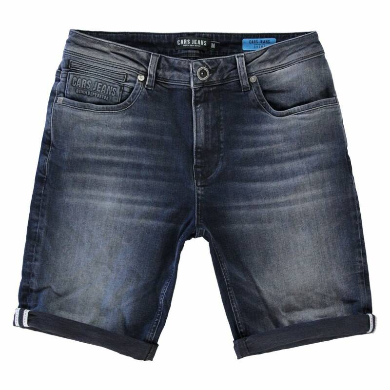CARS JEANS BRASS DENIM SHORT BLUE BLACK 4479493 Nr. 731