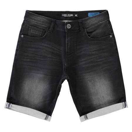 CARS JEANS SHORT SEATLE BLACK USED 41193 Nr.684