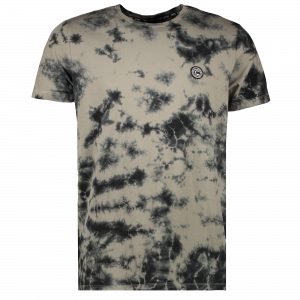 CARS JEANS  TONY T-SHIRT SS TIEDYE DARK ARMY 4848301 NR: 746