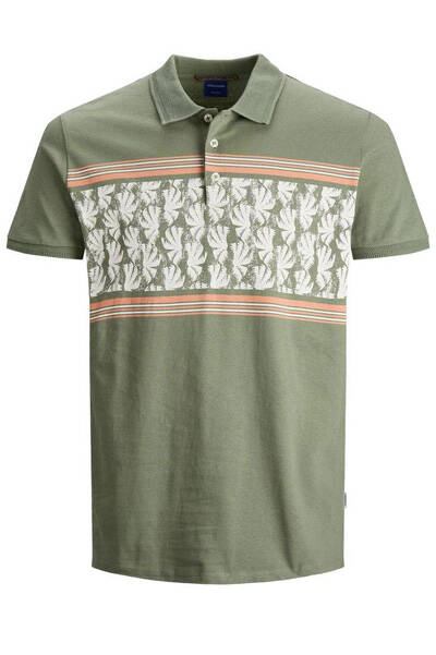 JACK & JONES 12188231 SUNNY POLO SS SEA/SPRAY Nr.899