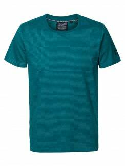 PETROL INDUSTRIES T-SHIRT M-1010-TSR641 SWAMP GREEN NR:726