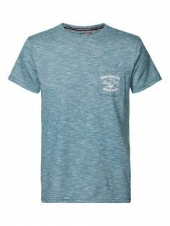 PETROL INDUSTRIES T-SHIRT SS SWAMP GREEN M-1010-TSR679 Nr. 705
