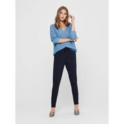 ONLY POPTRASH EASY COLOUR PANT NOOS 15115847 NIGHT SKY