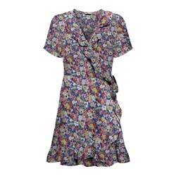 ONLY NOVA LIFE SS MERLE DRESS 15234675 CLEMATIS Nr.884
