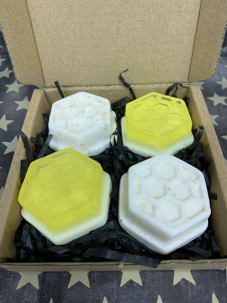 Miniature Honeycomb Selection Boxes