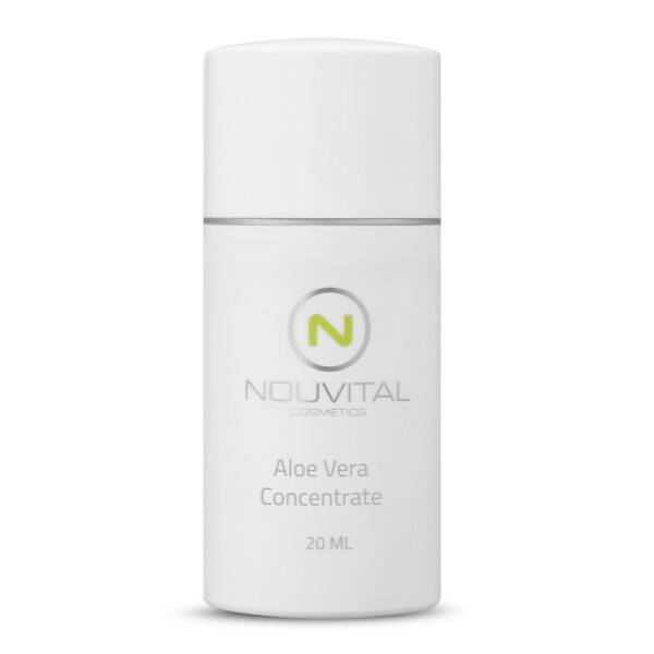 Nouvital Aloe Vera concentrate 20ml.