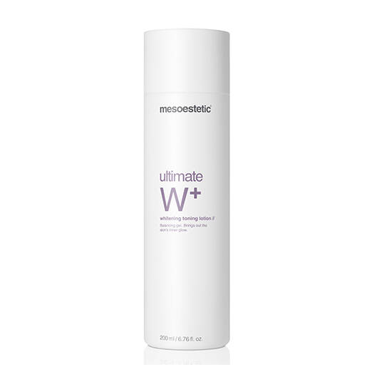 Ultimate W+ Whitening lotion
