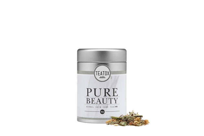 TeaTox Pure Beauty White Tea Mango