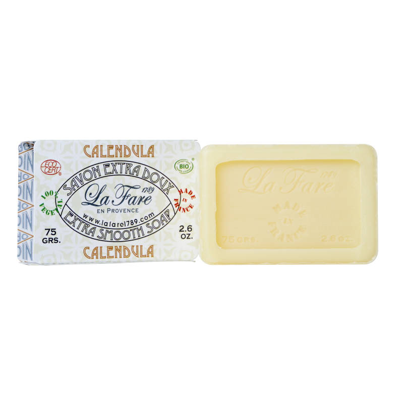 La Fare 1789 Extra Smooth Soap Calendula