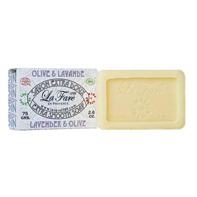 La Fare 1789 Extra Smooth Soap Lavender Olive