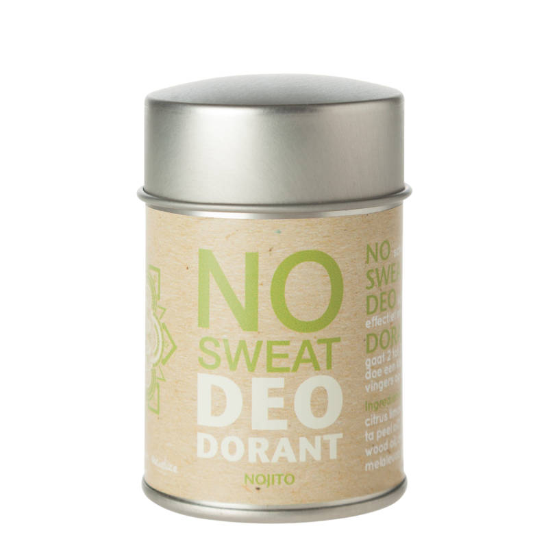 The Ohm Collection 'No Sweat' deo