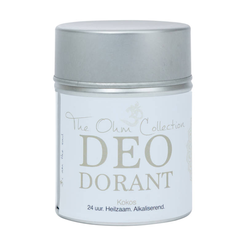The Ohm Collection Deo Dorant 120 gram