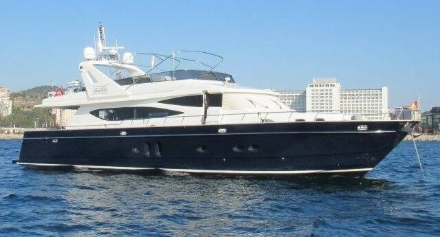Deluxia, SES Yacht 24,3m € 750.000
