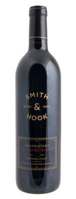 Smith & Hook Proprietary Red Blend