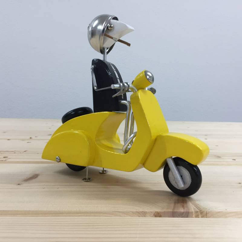 Vespa Spooney, C768.19 Vespa Owners Club edition