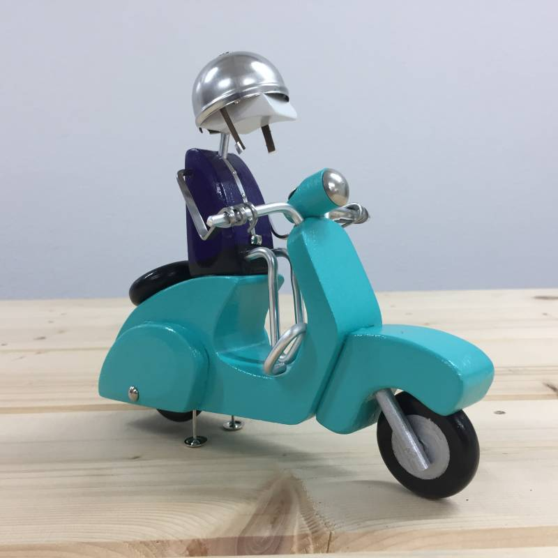 Vespa Spooney, C769.19 Vespa Owners Club edition