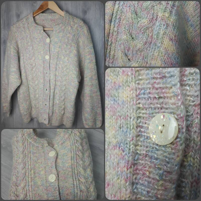 KNW -  Speckled Cardigan
