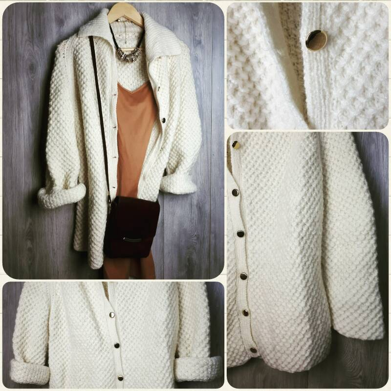 KNW - Knitted Shacket
