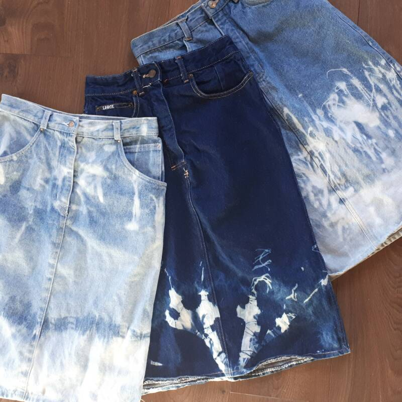 Vintage Skirt | Denim 1