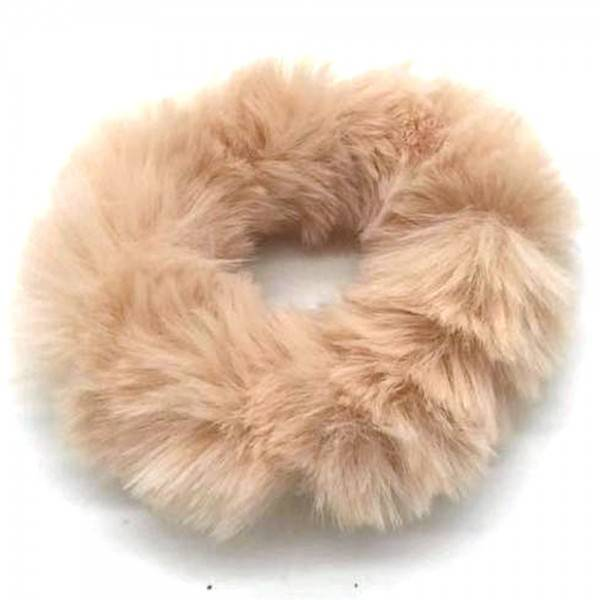Scrunchie fluffy