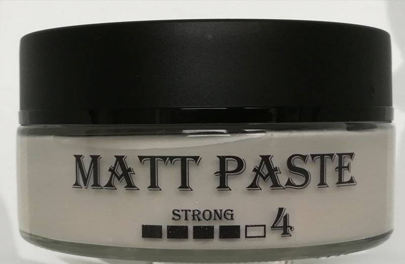 G-style professional Matt Paste