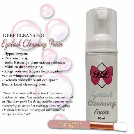 Foam Cleanser + Gratis Brush