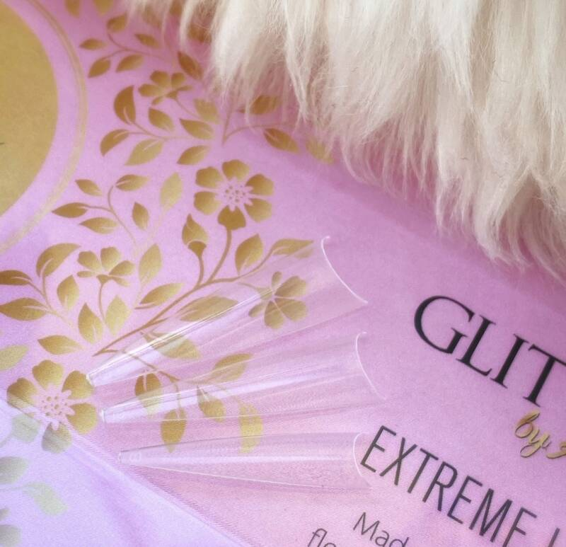 Glitterbels Extreme Length Tips 500st