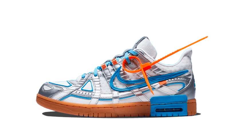 Nike Air Rubber Dunk Off-White UNC (Baby Sizing)