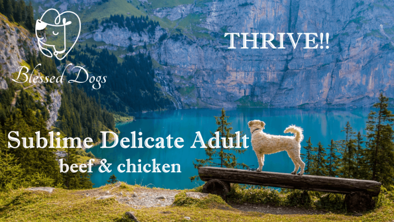 Thrive!! 20kg Sublime Delicate Adult