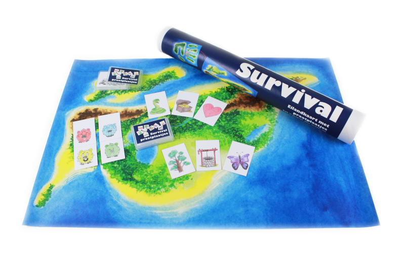 Survivalspel