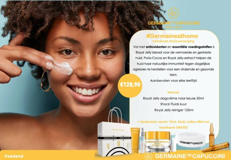 Germaine @ Home - Royal Jelly