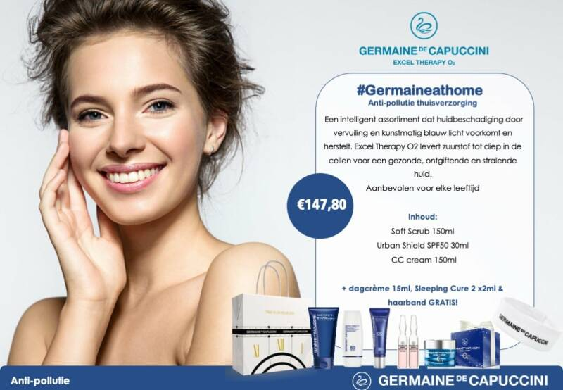 Germaine @ Home - Excel Therapy O2