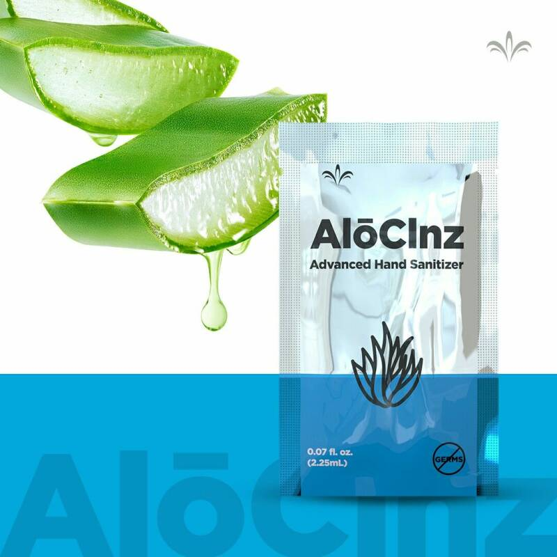 AloClnz - Advanced Hand Sanitizer
