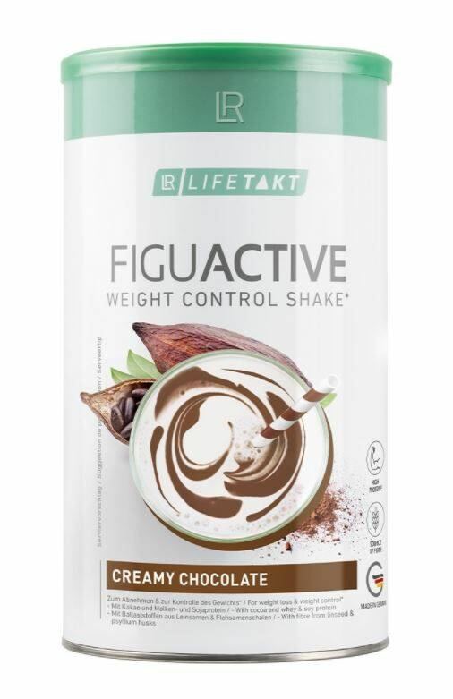 Figu Active Shake Creamy Chocolate
