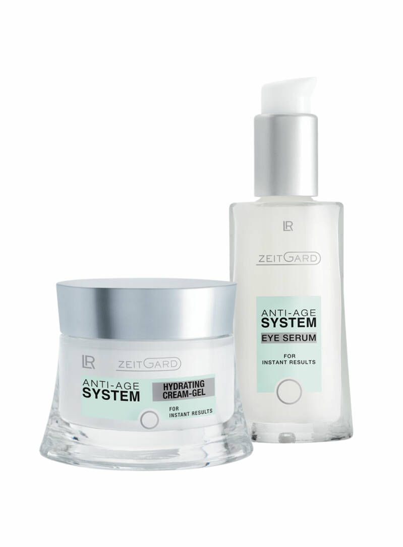 Zeitgard Anti Age System - Hydrating set