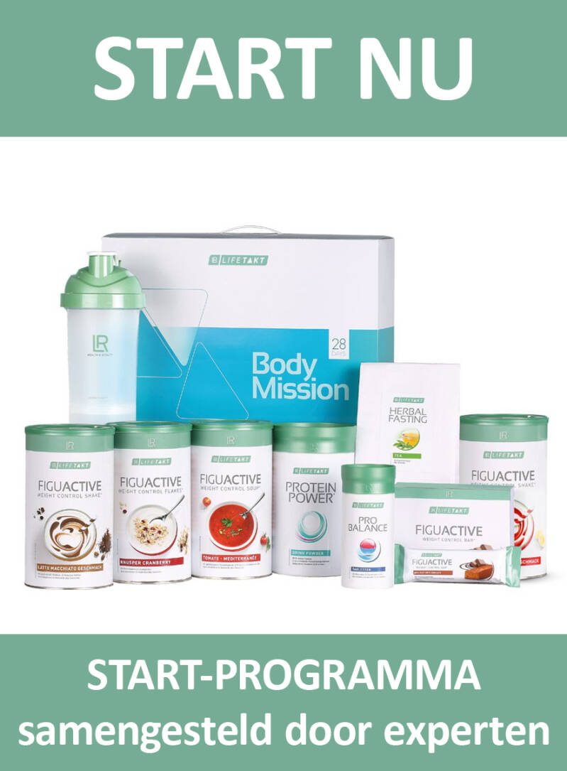 Body Mission 28 Dagen Set