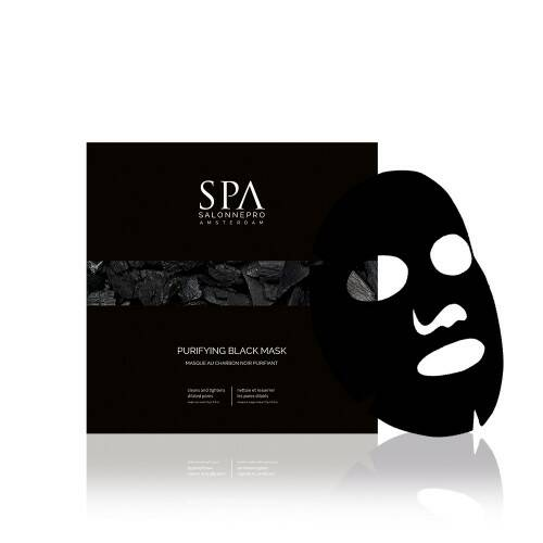 Purifying Charcoal Black Mask