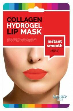 Collagen Hydrogel Lip Mask - instant smooth effect
