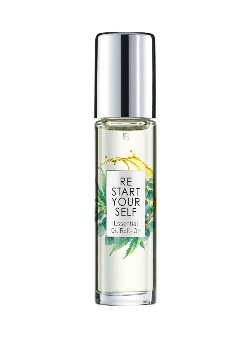 Essential Oil Roll-On - Restart Yourself
