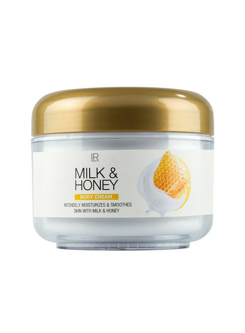 Millk & Honey Body Cream