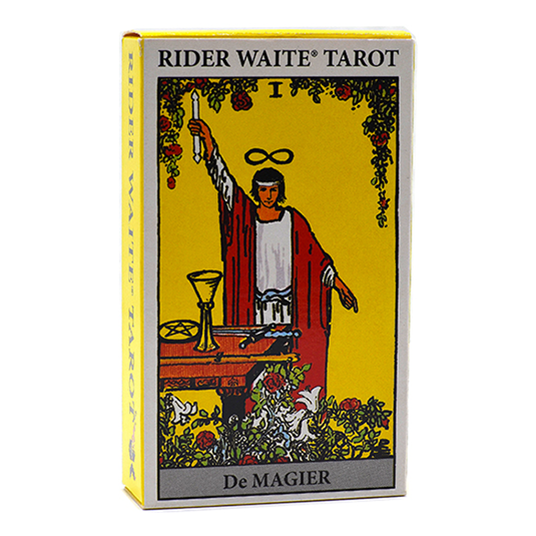 Tarot Rider Waite pocket