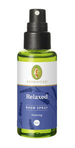 Relaxed roomspray