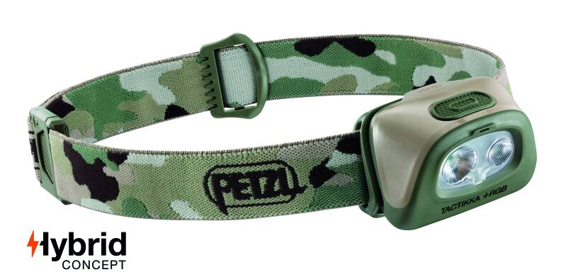Petzl TACTIKKA PLUS Art.no 09953