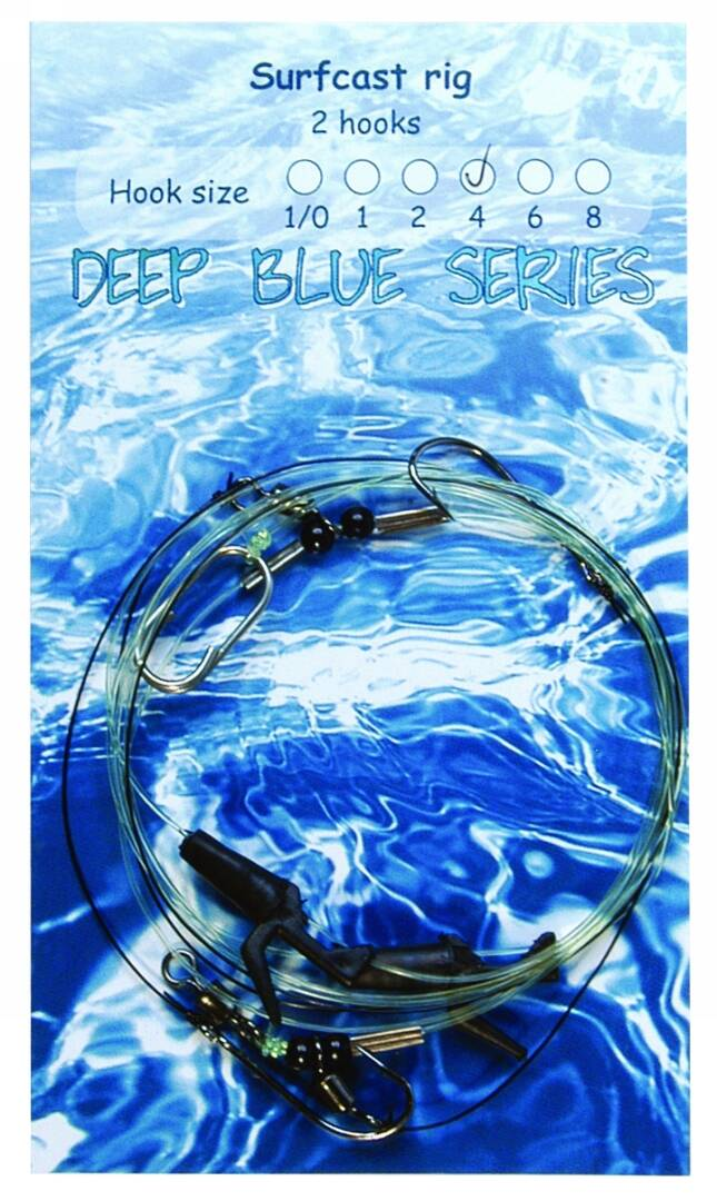 Deep Blue Surfcasting-rig